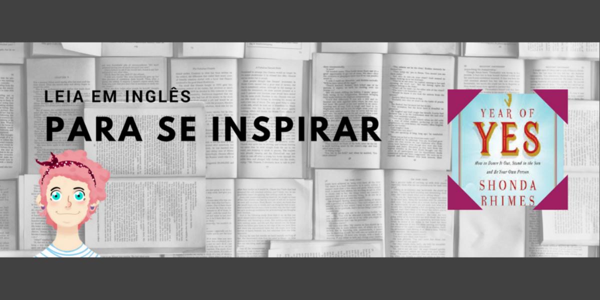 leia para se inspirar